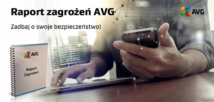Raport zagrożeń AVG
