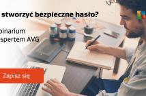 Webinarium AVG - kliknij i zapisz się