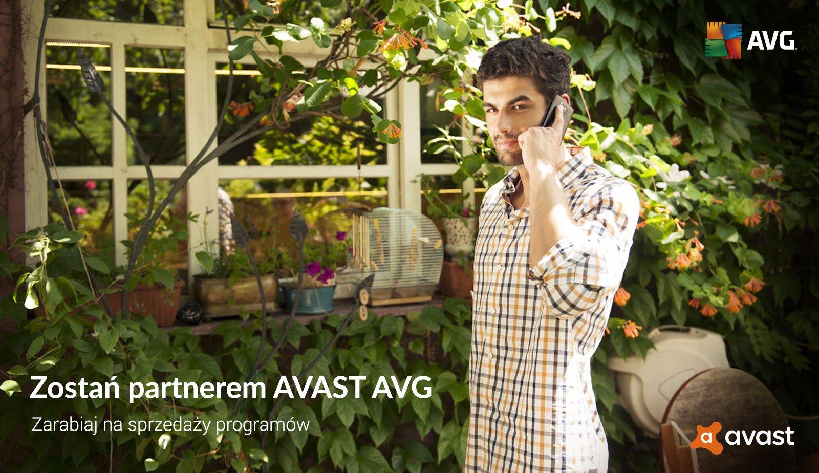 Dlaczego warto zostać partnerem handlowym AVAST i AVG
