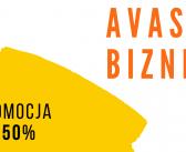 Promocja – 50% dla partnerów CORE na zakup AVAST w październiku
