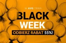 Promocja Black Friday / Week w AVG