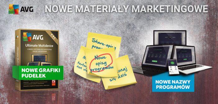 Ważne zmiany i nowe materiały marketingowe!