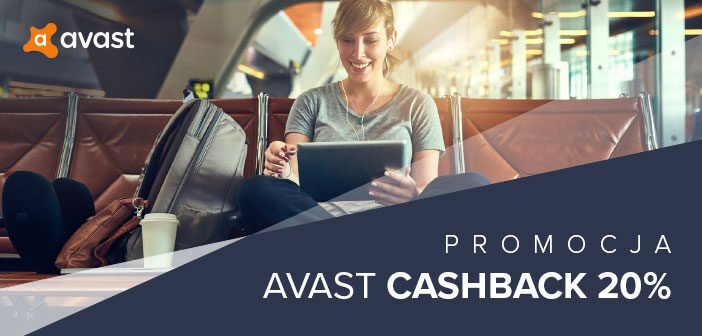 Promocja Avast Cashback 20%